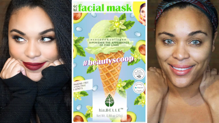 Get UN Ready with Me Ft Bio Belle Sheet Mask