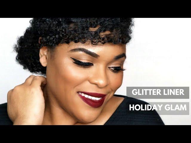 Glitter Liner |HolidayGlam